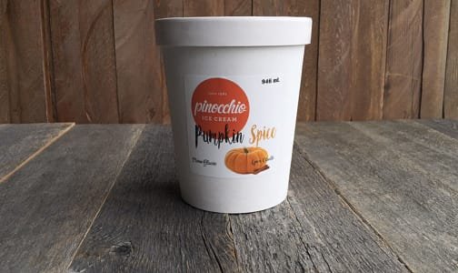 Pumpkin Spice  Ice Cream (Frozen)- Code#: FD8028