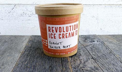 Peanut Butter Heat (Frozen)- Code#: FD8049