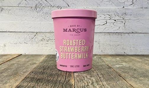 Roasted Strawberry Buttermilk Ice Cream (Frozen)- Code#: FD8083