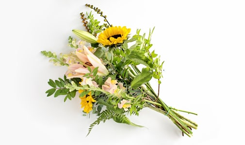 Fresh Cut Flowers - Large Bouquet- Code#: FF200