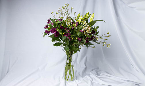 Fresh Flowers - Small Bouquet- Code#: FL0001