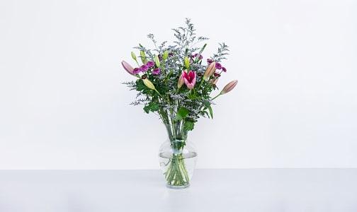 Fresh Flowers - Small Bouquet- Code#: FL0001