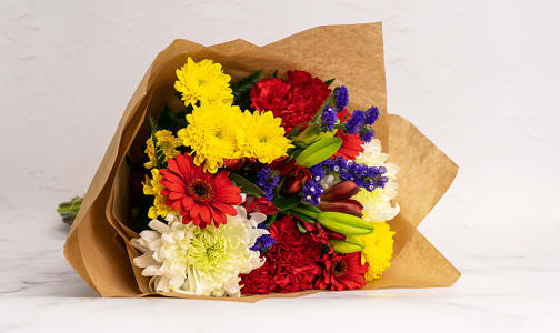 Finesse  Flower Bouquet- Code#: FL0003