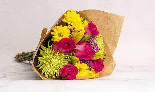 Mi Amor  Flower Bouquet- Code#: FL0004