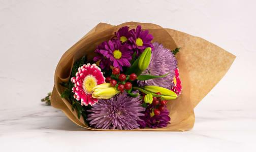 Julie  Flower Bouquet- Code#: FL0006