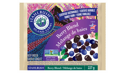 Health Berry Blend (Frozen)- Code#: FZ006