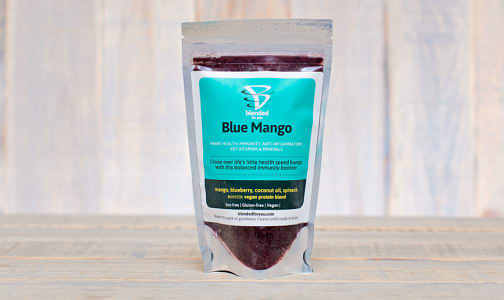 Blue Mango Smoothie Pack (Frozen)- Code#: FZ0080