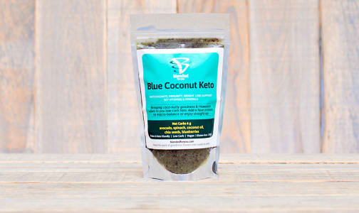 Blue Coconut Keto Smoothie- Code#: FZ0105