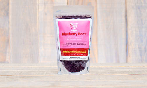 Blueberry Boost Smoothie- Code#: FZ0111
