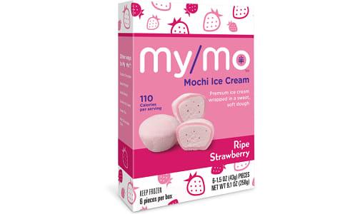 Strawberry Mochi Ice Cream (Frozen)- Code#: FZ0134