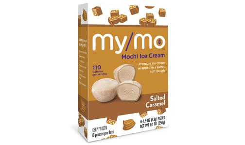 Salted Caramel Mochi Ice Cream (Frozen)- Code#: FZ0136
