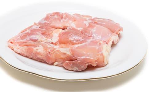 Chicken Legs, Boneless and Skinless - Raised Without Antibiotics (Frozen)- Code#: FZ0171