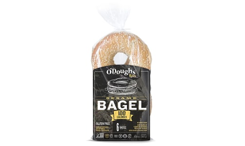 Bagel Thins - Sesame (Frozen)- Code#: FZ0176