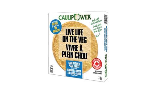 Cauliflower Pizza Crust (Frozen)- Code#: FZ0182
