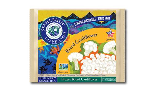 Riced Cauliflower (Frozen)- Code#: FZ0186