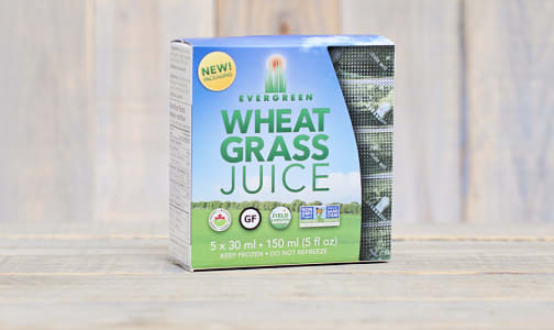Wheatgrass Juice (Frozen)- Code#: FZ020