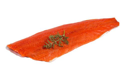 SPUD Sockeye Salmon fillet (Frozen)- Code#: FZ0243