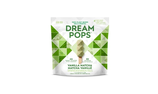 Vanilla Matcha (Frozen)- Code#: FZ0253