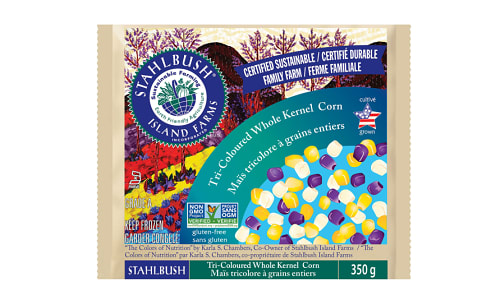 Tri-coloured Corn (Frozen)- Code#: FZ0259