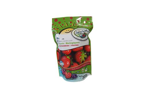 Organic Strawberries (Frozen)- Code#: FZ0264