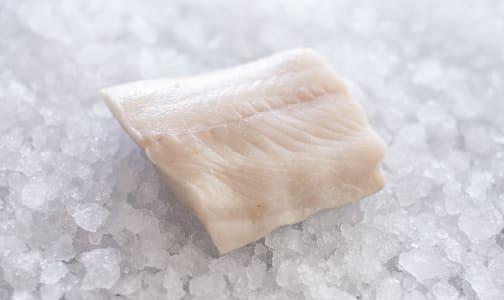 Loin Cut Pacific Cod Portion (Frozen)- Code#: FZ0232
