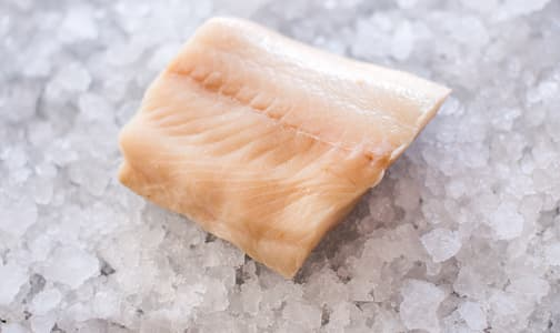 Ocean Wise & Wild Pacific Cod Portions (Frozen)- Code#: FZ063