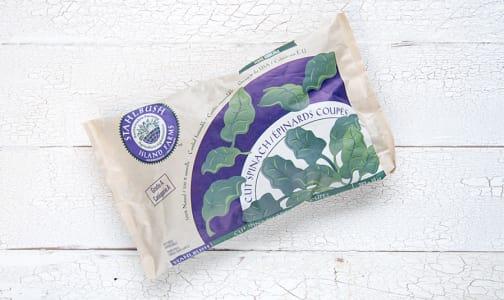 Frozen Cut Spinach (Frozen)- Code#: FZ107