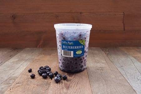 Organic Blueberries (Frozen)- Code#: FZ131