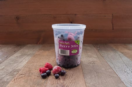 Organic Berry Mix (Frozen)- Code#: FZ132