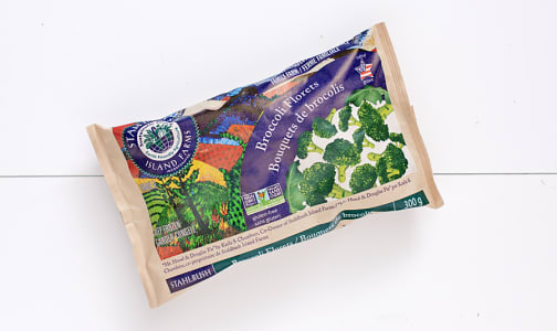 Broccoli Florets (Frozen)- Code#: FZ142