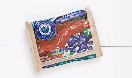 Blueberries (Frozen)- Code#: FZ157