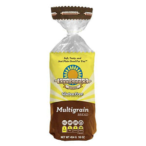 Soft Multigrain Sandwich Bread (Frozen)- Code#: FZ163
