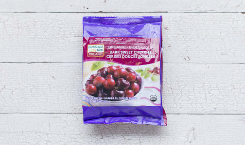 Organic Sweet Red Cherries (Frozen)- Code#: FZ3008