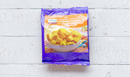 Organic Mango Chunks (Frozen)- Code#: FZ3010