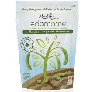 Edamame In The Pod - GMO Free (Frozen)- Code#: FZ500