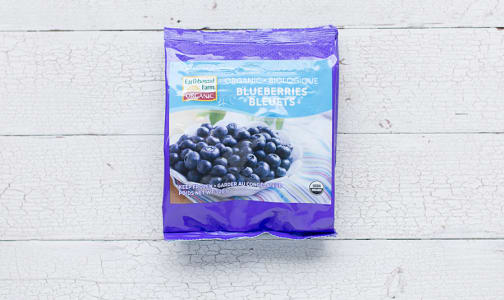 Organic Blueberries (Frozen)- Code#: FZ7200