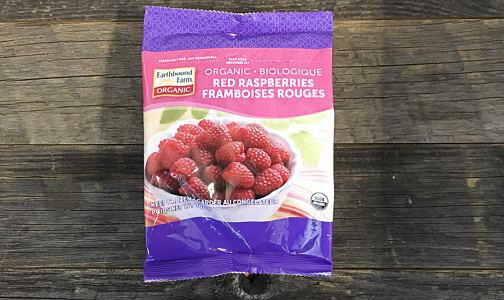 Organic Frozen Raspberries (Frozen)- Code#: FZ7201
