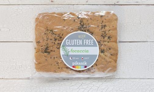 Gluten Fricken' Free Focaccia (Frozen)- Code#: FZ753