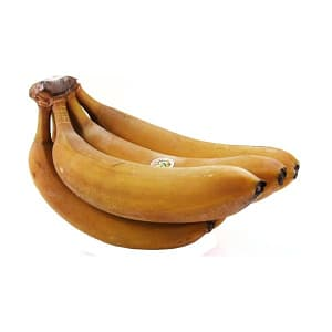 Organic Frozen Bananas (Frozen)- Code#: FZ8001