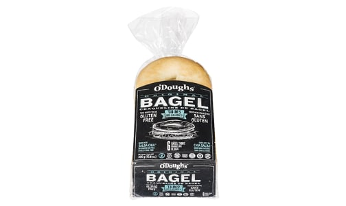Bagel Thins - Original- Code#: FZ932