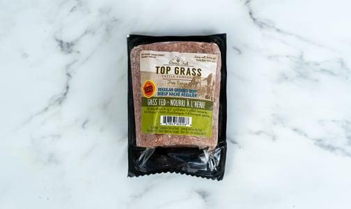 Regular Grass Fed Ground Beef - Keto Friendly (Frozen)- Code#: FZMP0653