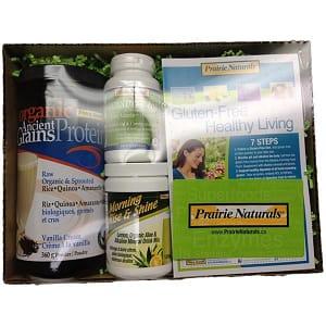 Gluten Free Gift Box- Code#: HG1026