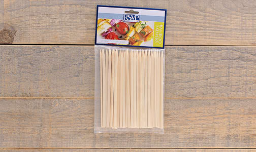 Bamboo Skewers 6 - Code#: HH0114
