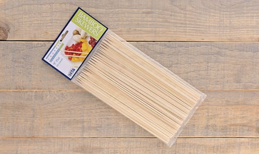 Bamboo Skewers - 9 - Code#: HH0117