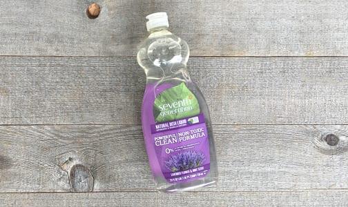 Lavender Floral Mint Natural Dish Liquid- Code#: HH0138