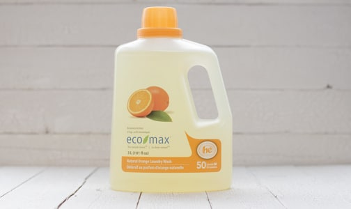Natural Orange Laundry Wash- Code#: HH015