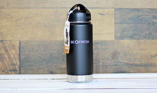 Insulated Wide Bottle, Black- Code#: HH0190