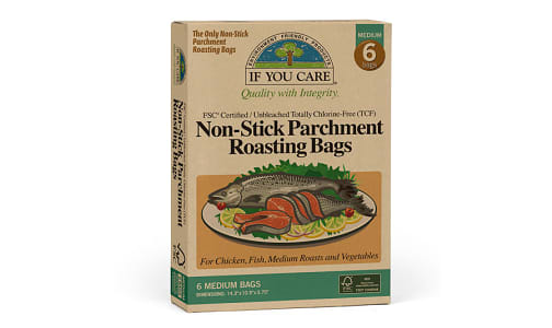 Parchment Roasting Bag - Medium- Code#: HH0203