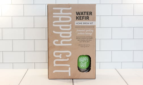 Organic Water Kefir Home Brew Kit- Code#: HH0206