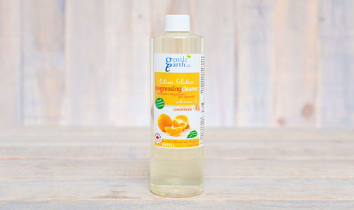 Orange Concentrated Degreaser REFILL- Code#: HH0211